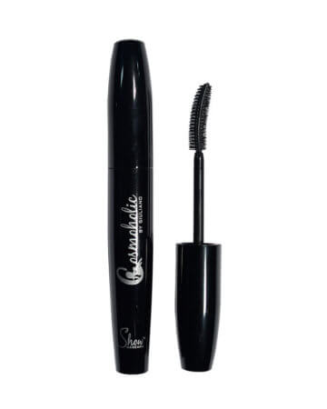 showlash mascara with tube and brush